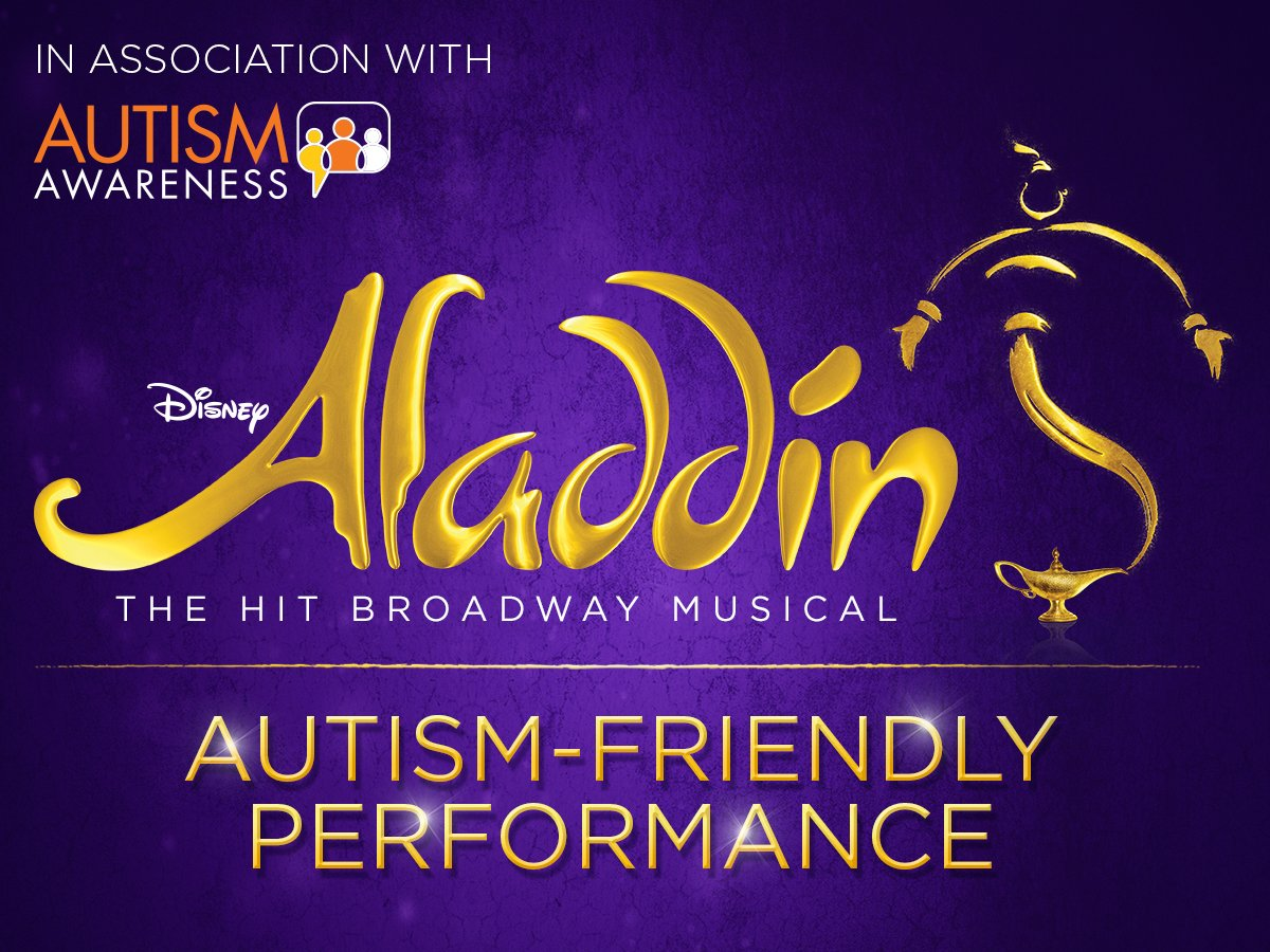 Autism Friendly Performance Of Disneys >> Autism Awareness Aus On Twitter Excited To Be Partnering