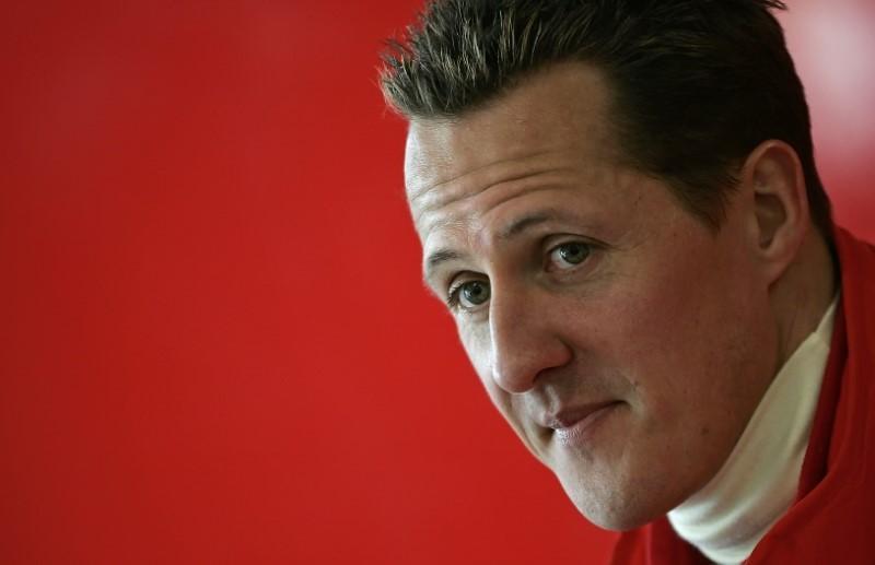 Buone notizie per Michael Schumacher.