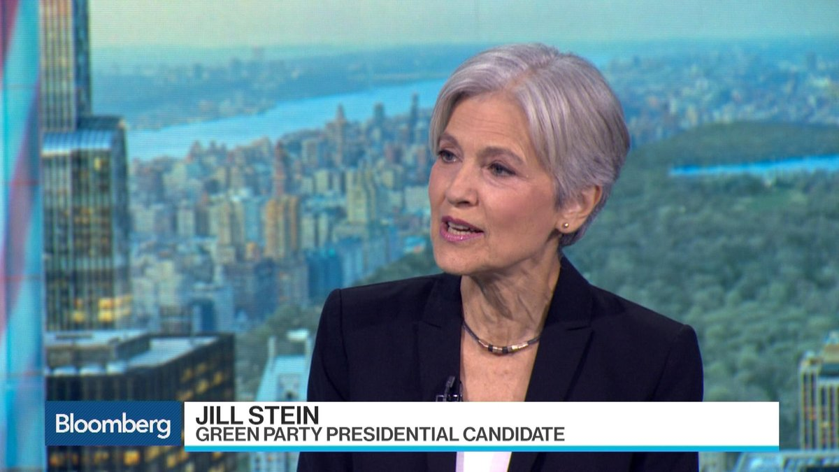 Green Party presidential candidate Jill Stein calls Hillary Clinton the 'queen of corruption' https://t.co/MiJJ8Q1qce