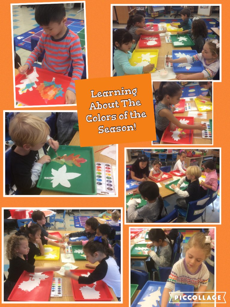 Learning About The Colors of the Season! @ivysherman #seamanstrength https://t.co/NetCj4urV2 https://t.co/Fe6iYnC9rv