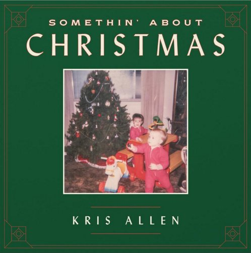 Ring the bells! #SomethinAboutChristmas by @KrisAllen is here! iTunes: https://t.co/9vowGjOTGn https://t.co/YmKhWBFxye