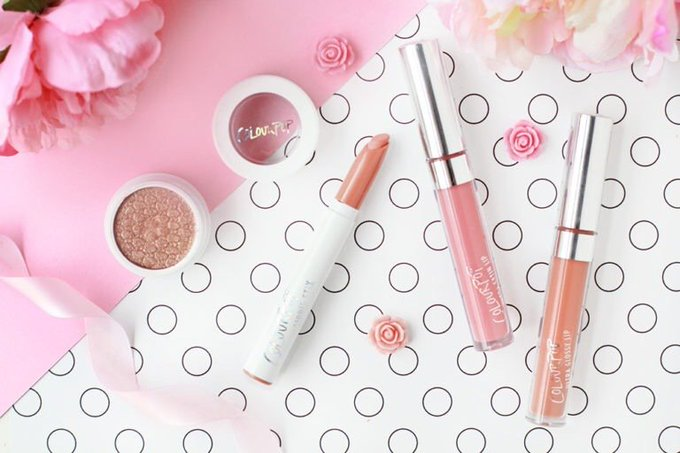 Trying Out Colourpop bbloggers bdib femalebloggerRT bdib