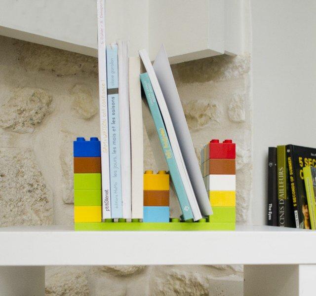 Une super ide pour ranger ses livres ! enfant astuce DIY