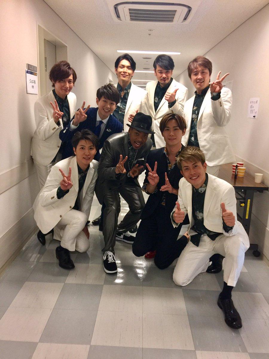 昨日の「演歌男子。LIVE in 宮崎」が最高でした!大変盛り上がりました! 来てくださった皆さん、ありがとうございました!! https://t.co/nRxuo4RdmT