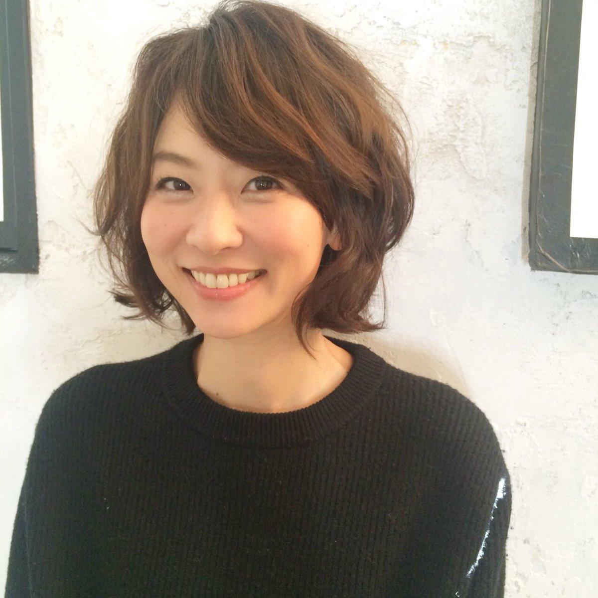 五明祐子のショートカット画像