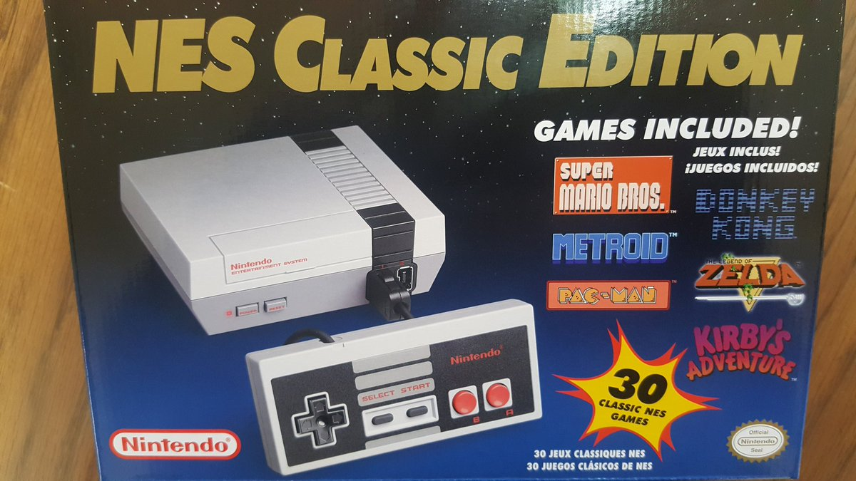 Nintendo Of America On Twitter The Nintendo Entertainment System