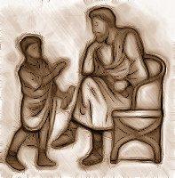 Est puerīs cārus quī nōn est doctor amārus | El que no es un maestro desagradable es querido por los niños. https://t.co/qTy61E0QLu
