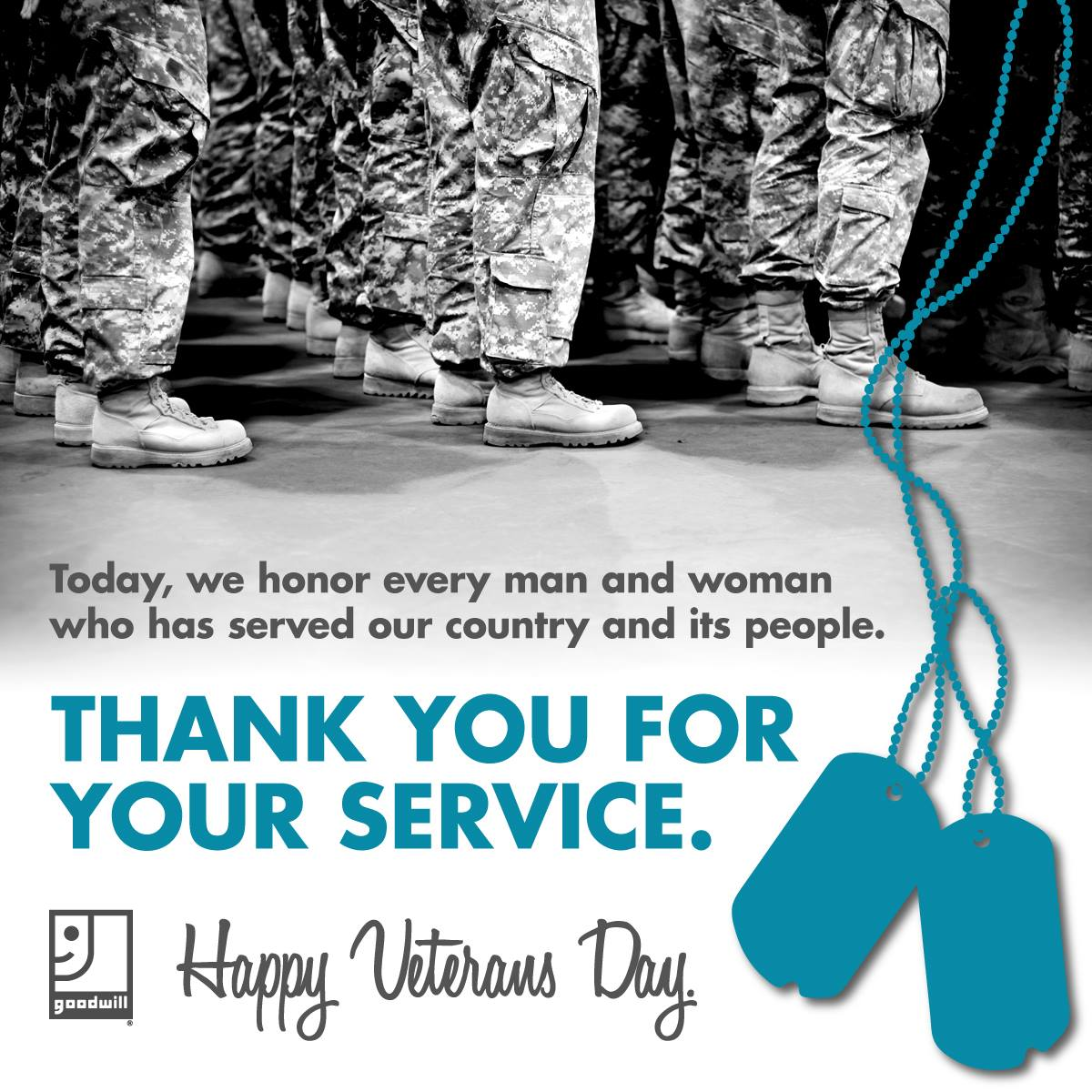 Goodwillsp On Twitter Happy Veteransday Thank You For Your