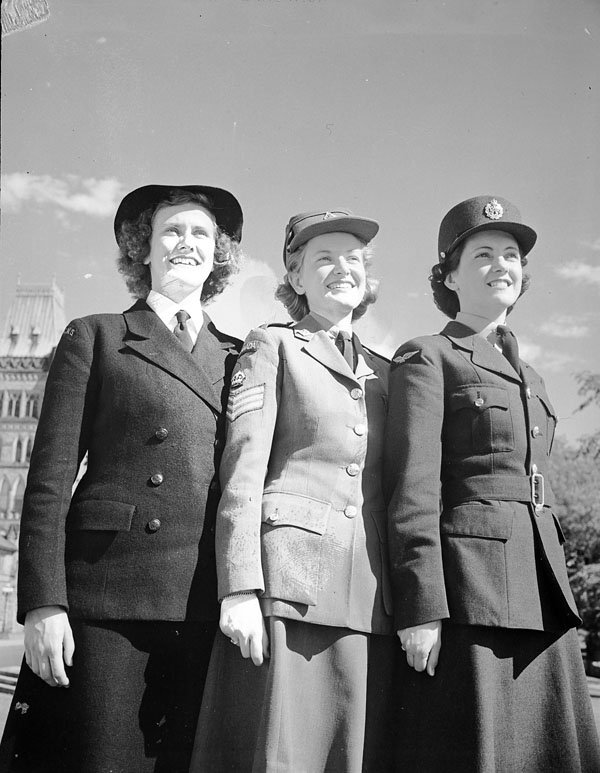 canadian women and the second world war The formation of the canadian women's army corps during the second world war is a milestone in the history of women's participation in the canadian military there were few precedents prior to 1939, canadian women served as nurses in the northwest rebellion (1885), the south african war (1899.