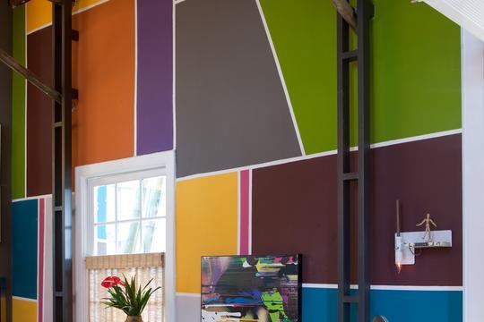 These DIY home painting tips will make your friends say, You cheated! (from HouseLogic)