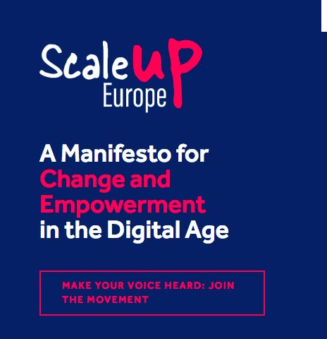 #GEW2016 people, sign the @Scale_Up_Europe Manifesto & help #Europe #scaleup! https://t.co/yiUBeGerJI https://t.co/nw6glk6rc8