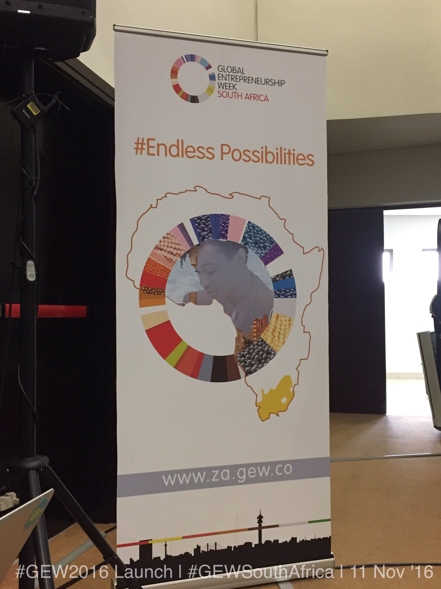 To all our partners and the #entrepreneurship community: THANK FOR YOUR UNWAVERING SUPPORT #GEW2016 Launch #GEWSouthAfrica https://t.co/3HdncM0lJz