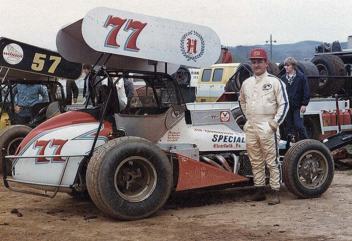 History Of Sprint Car Racing