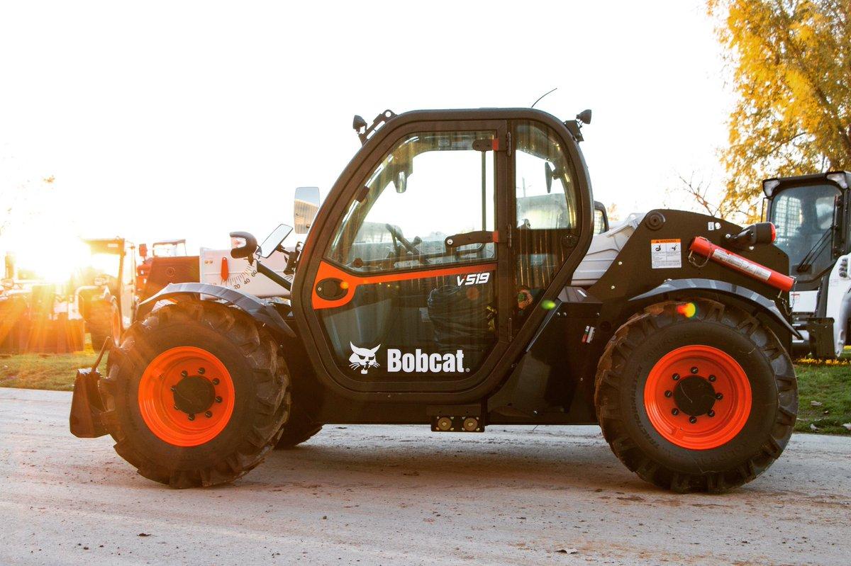 Bobcat Of Brantford >> Bobcat Of Brantford On Twitter Brand New V519 Rolled Of The