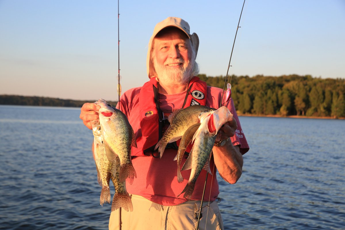 Twra tnwildlife twitter for Twra fishing report