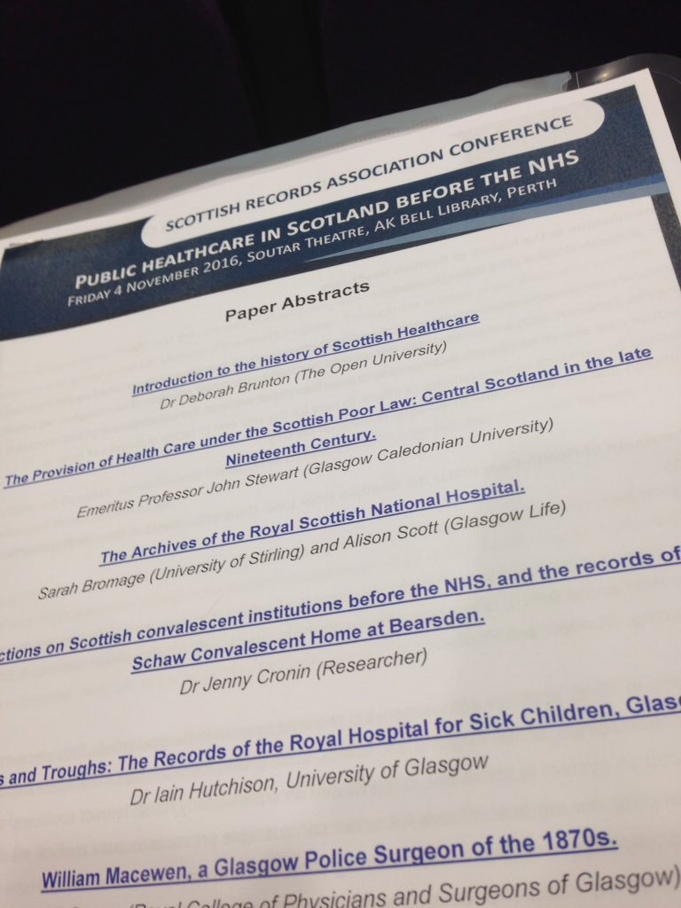 An interesting day ahead #SRAconf https://t.co/GAGObrnvTH