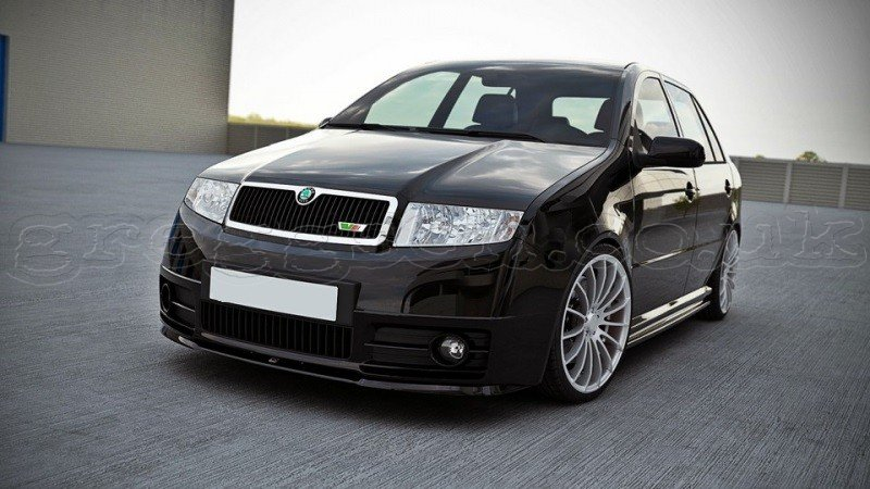 Greggson Ltd On Twitter Skoda Fabia Mk1 Rs 2003 2007 Custom