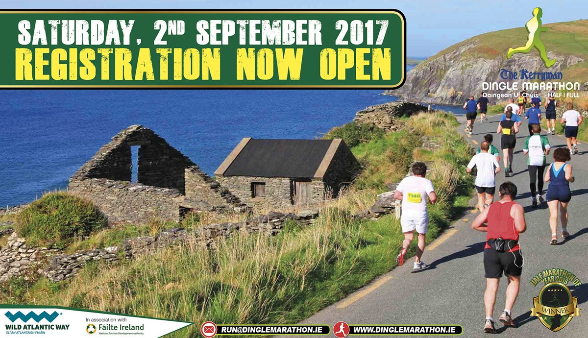 Image result for images for the dingle marathon 2017