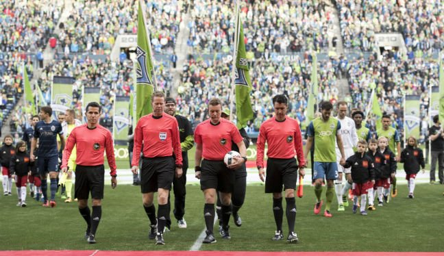 Mls referee assignments