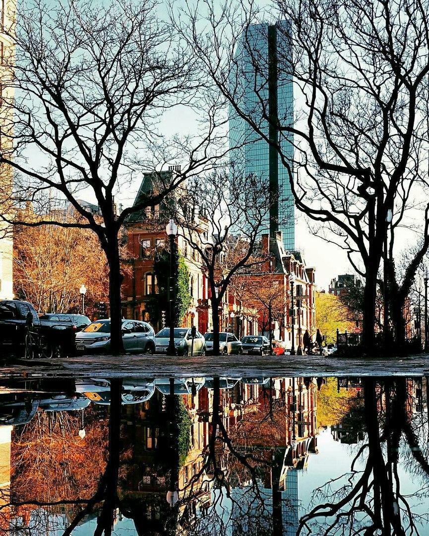 ян осень в лондоне картинки первую