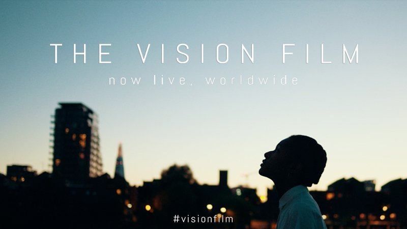 The Vision Film is now live, worldwide https://t.co/o0f7eoAria https://t.co/kjJvU0yB0K
