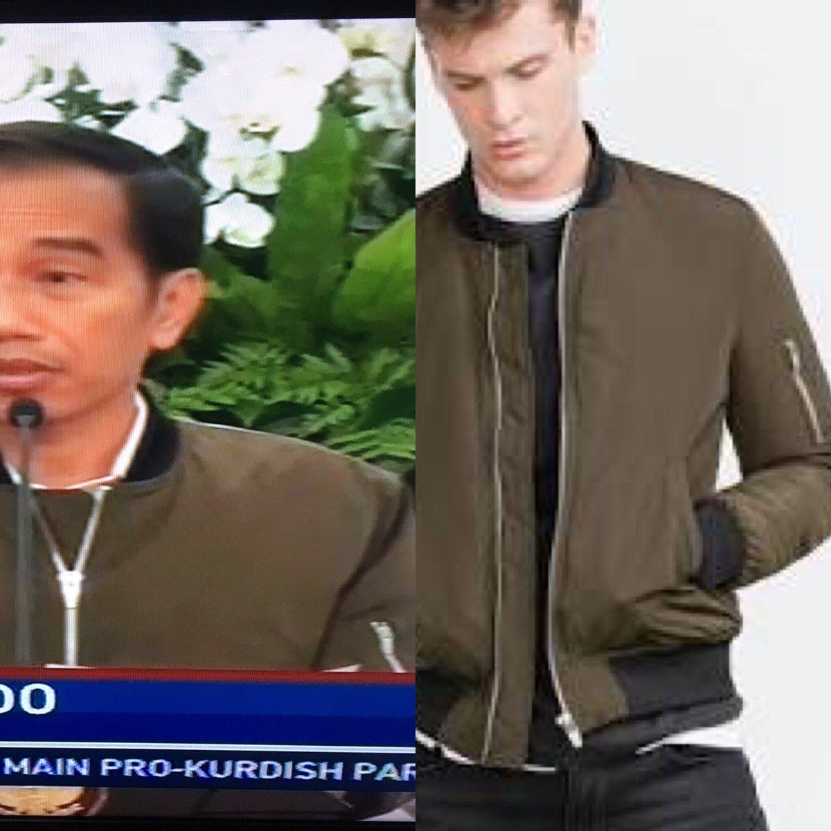 Jacket Bomber Jaket Pilot Jokowi Daftar Harga Terkini Dan Funky Waterproof Hitam Trend Fashion Akhir Tahun Source Never Miss A Moment
