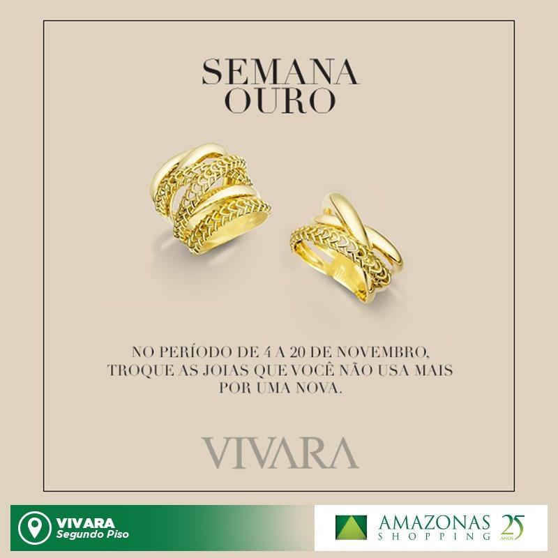 Que tal renovar suas joias? Na #Vivara você troca aquela peça que não usa mais, por uma nova! https://t.co/nTL561aUoI