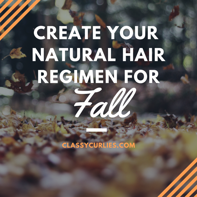 It's starting to feel like fall!naturalhair haircare bbloggers
