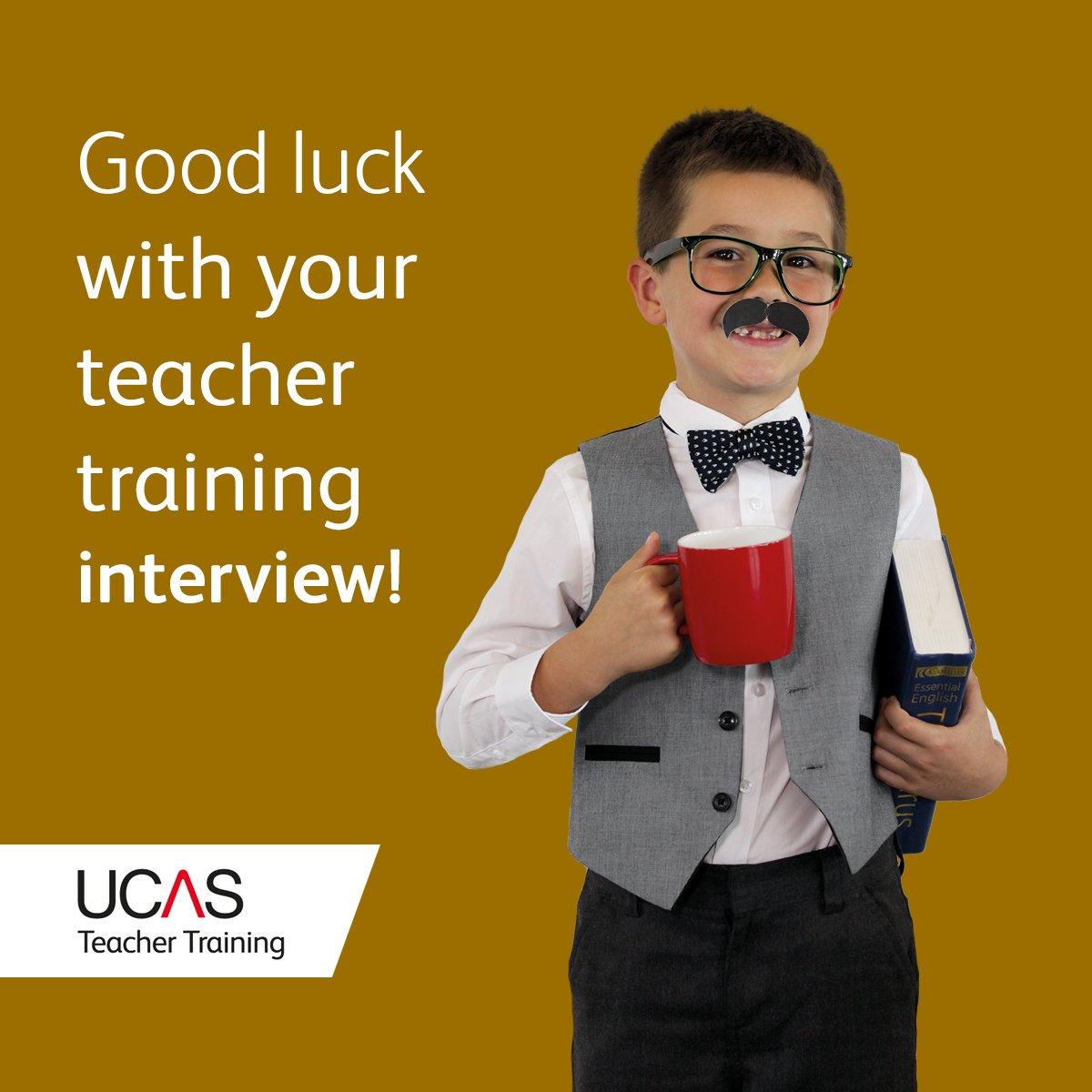ucas online on teacher training interview coming up we ucas online on teacher training interview coming up we ve got some info to help you prepare t co ivigoiwo9b t co 1srtspjget