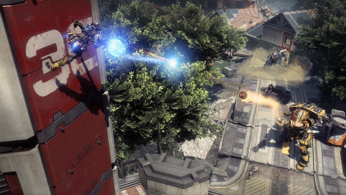 Titanfall 2's Twitter Account Is Firing Shots at Call of Duty: Infinite Warfare