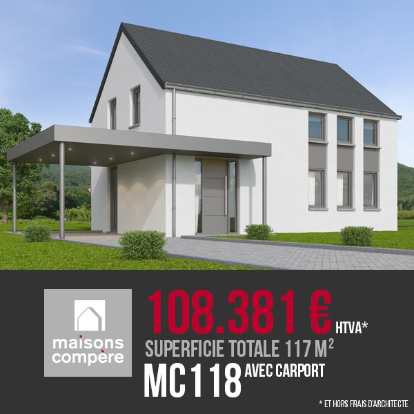 Maisons comp re maisons compere twitter for Avis maison compere