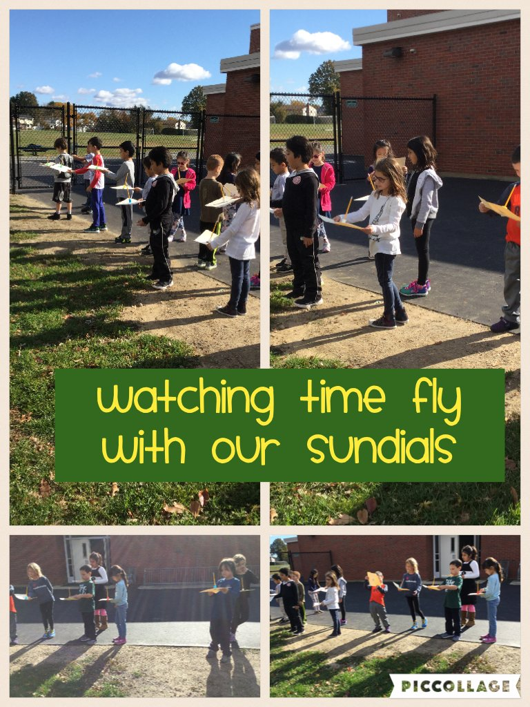 Watching time fly with our sundials @ivysherman #Seamanstrength  https://t.co/1CA73qcmti https://t.co/v9DguQ9BJG
