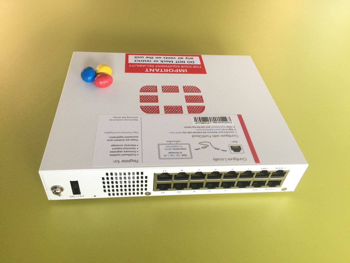 Fortinet Guide on Twitter: