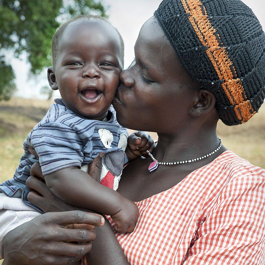 Met ons TAFU-project willen we bereiken dat er geen baby's met hiv meer geboren worden in Oeganda. >> https://t.co/konkY9k4c7 https://t.co/urPGpOf8MN