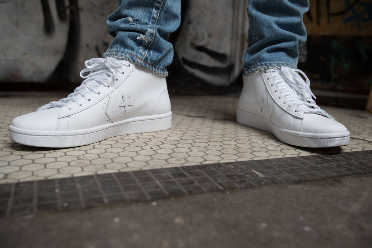fa7ef5a22580 check out the exclusive look at the new converse pro leather 76 kicks here  ad
