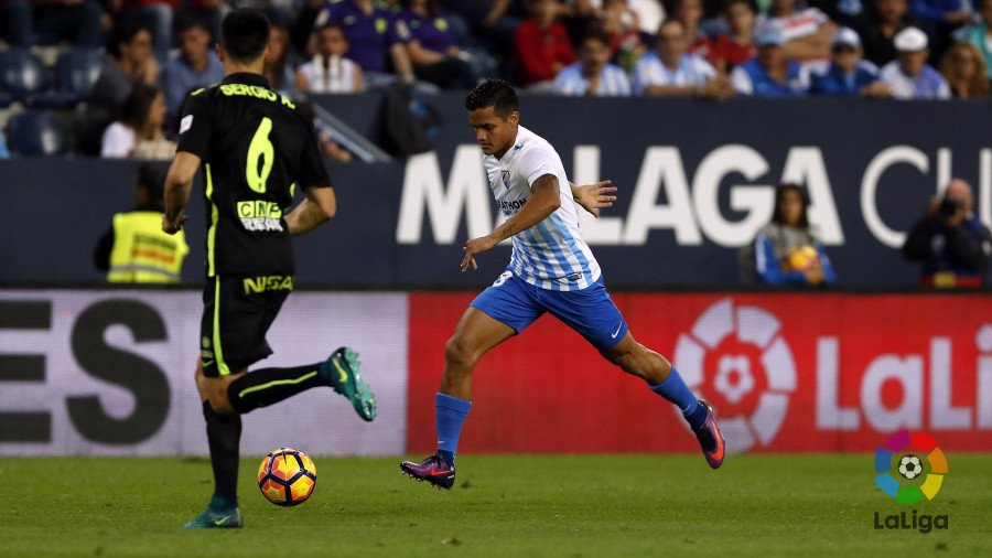 Video: Malaga vs Sporting Gijon