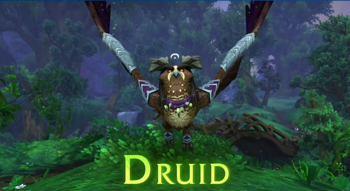 Wowhead On Twitter Class Mounts Coming In 7 2 Here Are The Druid
