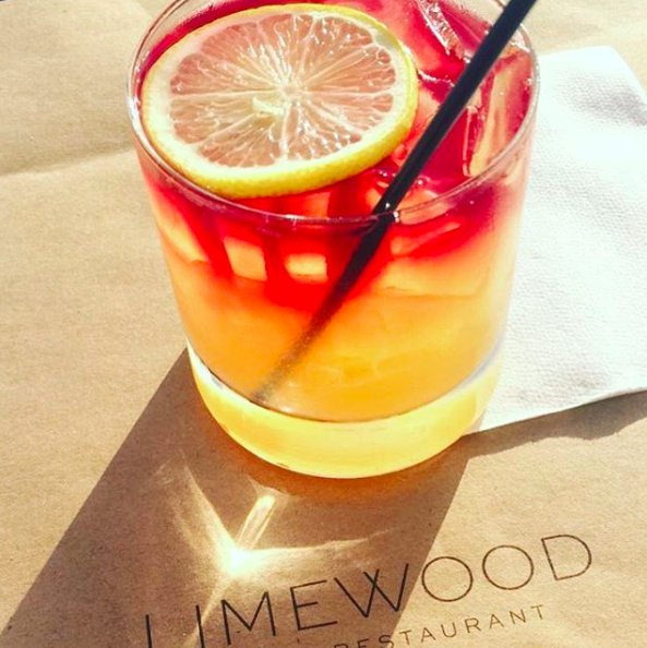 We believe in matching your drink to the sunset. (Instagram photo via jennysaling) https://t.co/q7jlS1RPeP
