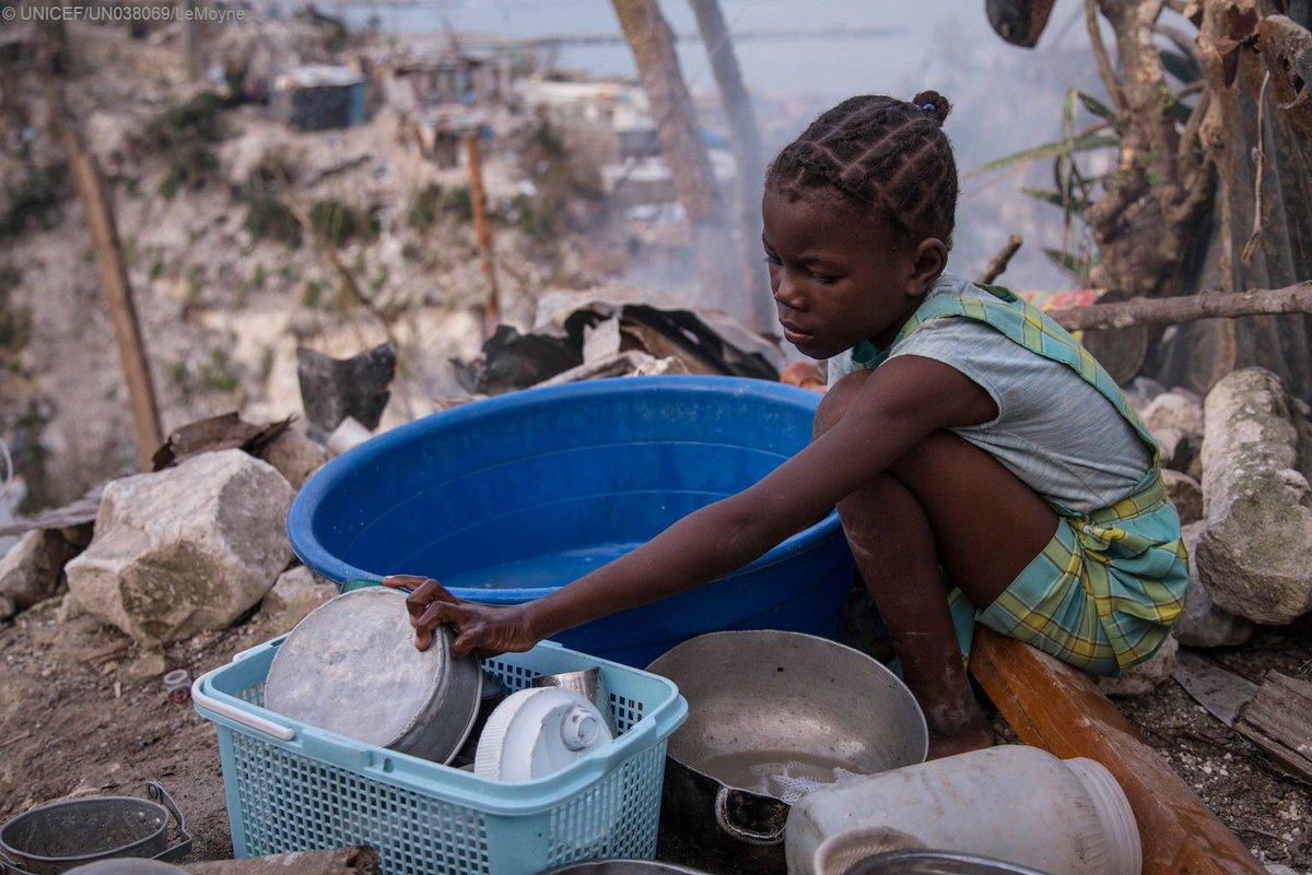 child malnutrition in haiti