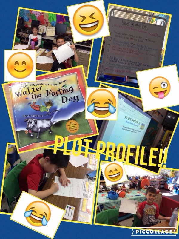 Ss use a humorous text to retell story events & plot humor levels on graph!! @Ivysherman #seamanstrength https://t.co/g3paPUB8u4