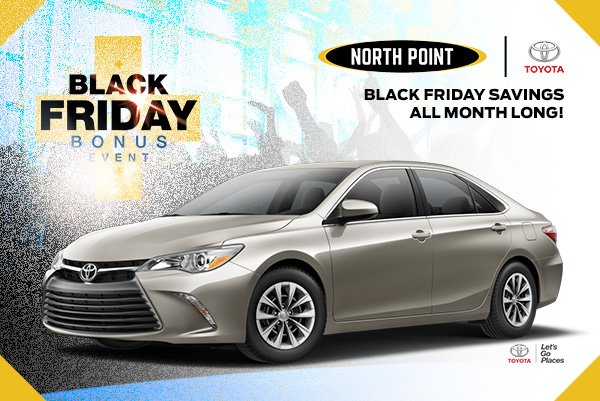 North Point Toyota >> North Point Toyota Northpttoyota Twitter