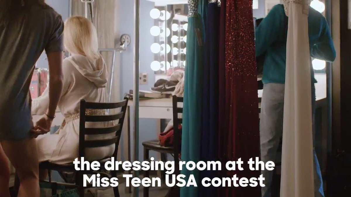 Trump Dressing Rooms Miss Universe