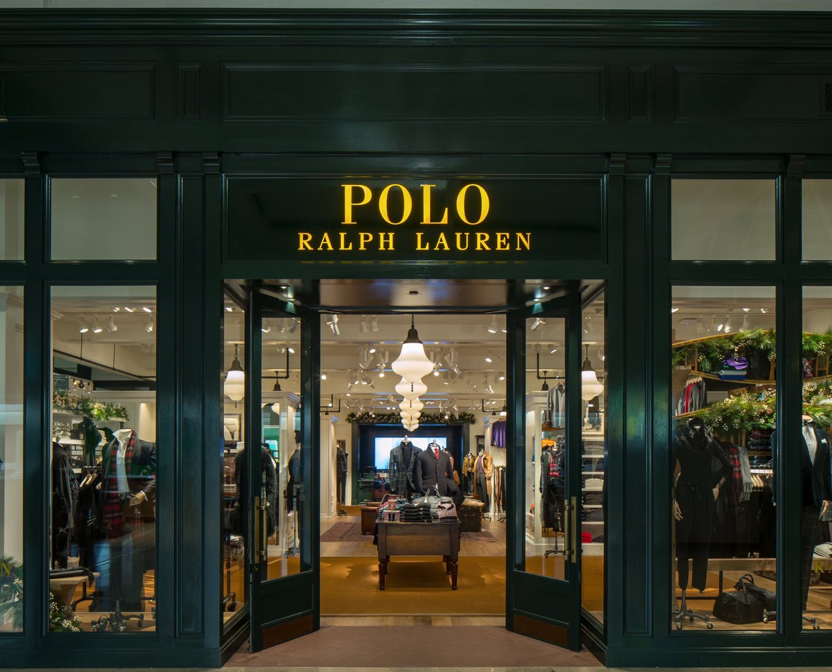 The doors to The World of #Polo are open at Prudential Center Boston (@pruboston) capturing Polo Ralph Lauren's heritage and sophistication