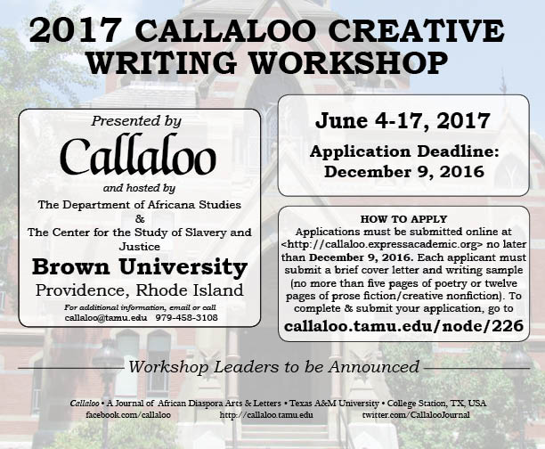 University of San Agustin s creative writing workshop turns        Texas A M University