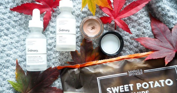 October favourites time. bbloggers fbloggers UKBloggers1 30plusblogs