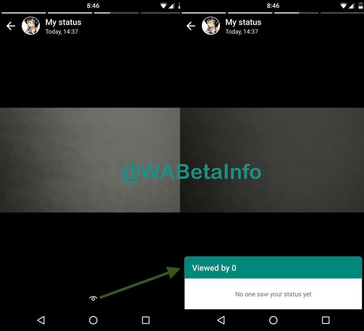 Wabetainfo On Twitter Whatsapp Beta 216338 Its