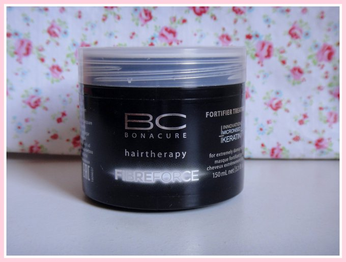 SchwarzkopfBR Review Fibre Force mscarabeautyblogger bbloggers