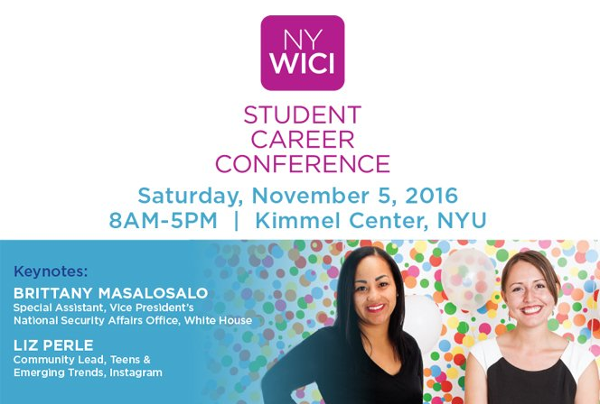 Less than 24 hours away from Student Communications Career Conference! Can't wait!! #nywiciscc16 https://t.co/xl2HbJnzrL