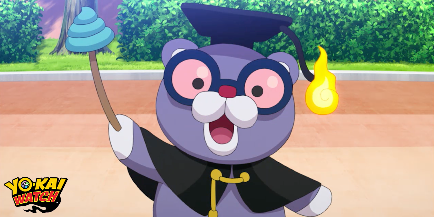 Yo kai watch on twitter get schooled by mr crabbycat and for Decoration yo kai watch