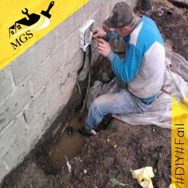 OMG Prevent dangerous situation by Calling us 1-619-408-3169 DIY Fail